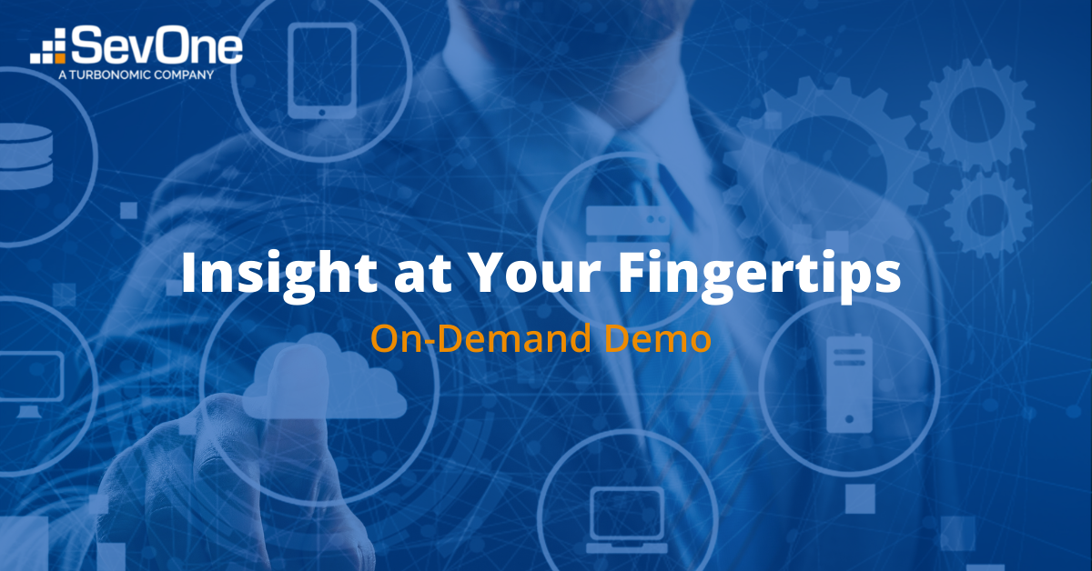 Insight At Your Fingertips Demo