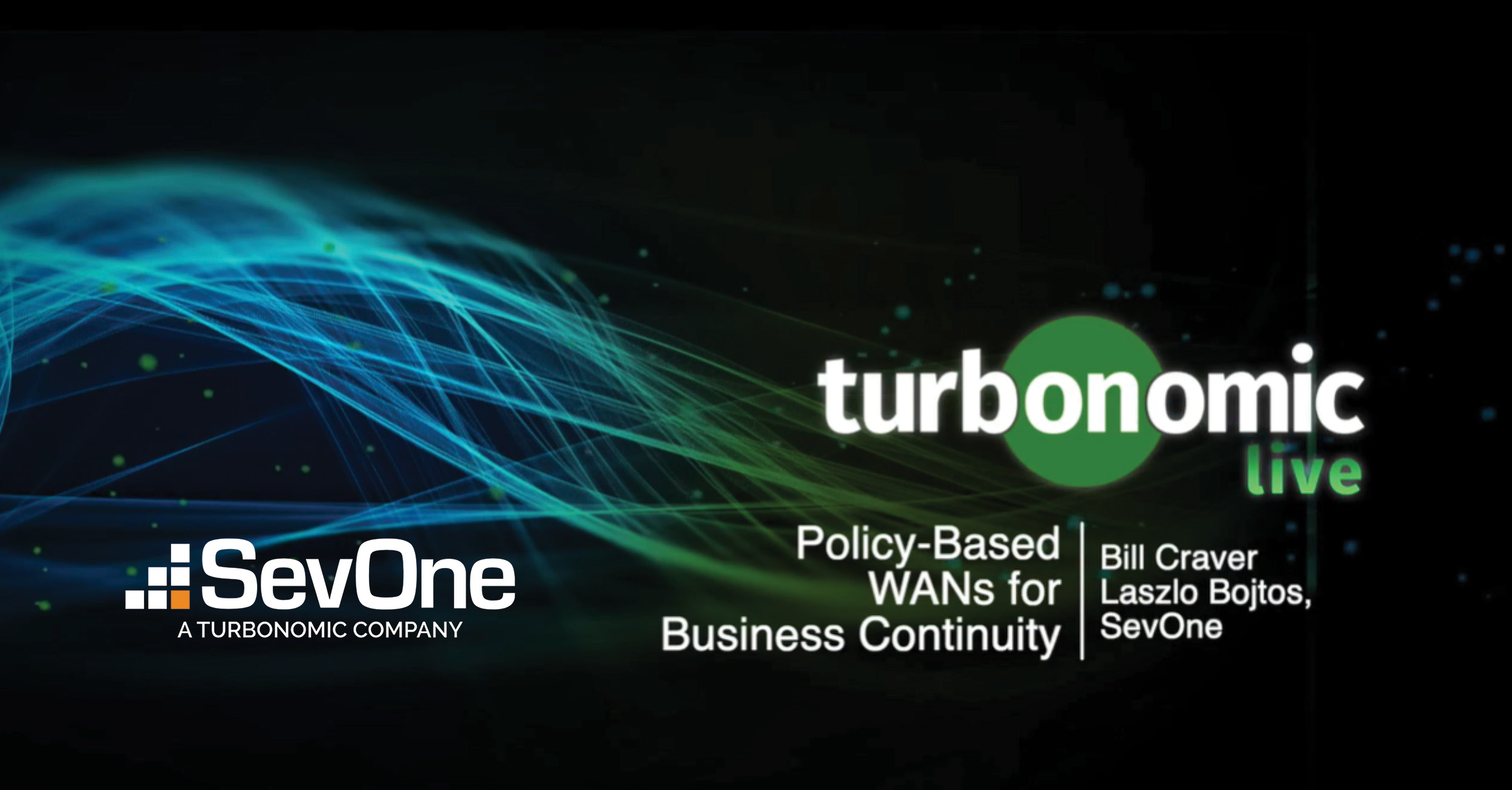 Policy-Based SD-WANs for Business Continuity thumbnail
